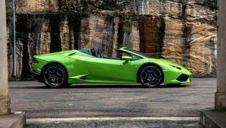 2016 Lamborghini Huracan Spyder review – first impressions (POV)