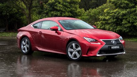 2016 Lexus RC 200t review (video)