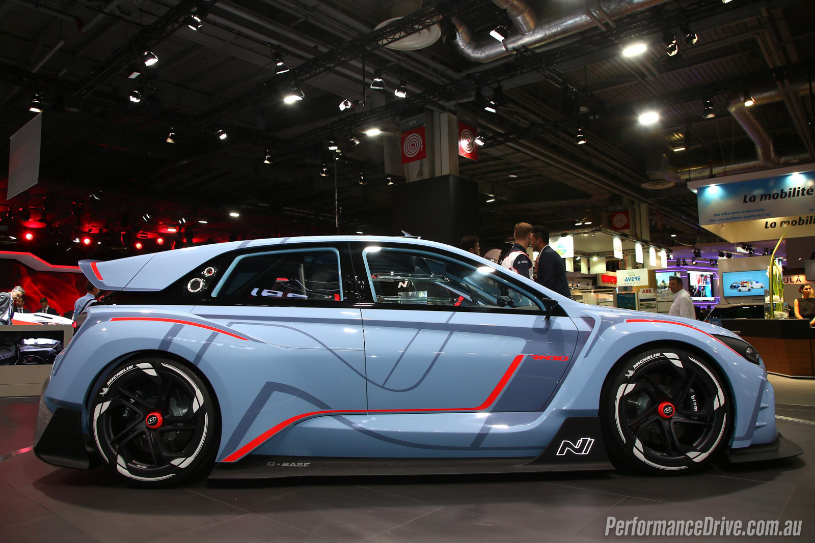 paris motor show highlights mega gallery performancedrive