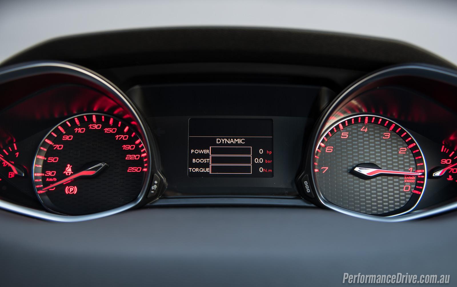 2016 Peugeot 308 Gti 270 Review Video Performancedrive
