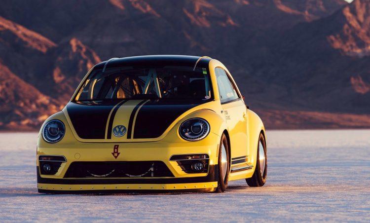 2016 Volkswagen Beetle LSR-front
