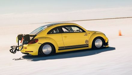 Meet the new world's fastest Volkswagen Beetle; 330km/h Beetle LSR