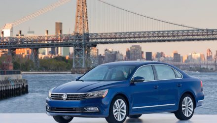 US-spec Volkswagen Passat to switch to MQB platform