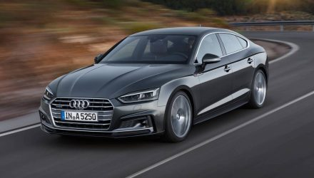 New Audi A5 / S5 Sportback revealed, on sale mid-2017