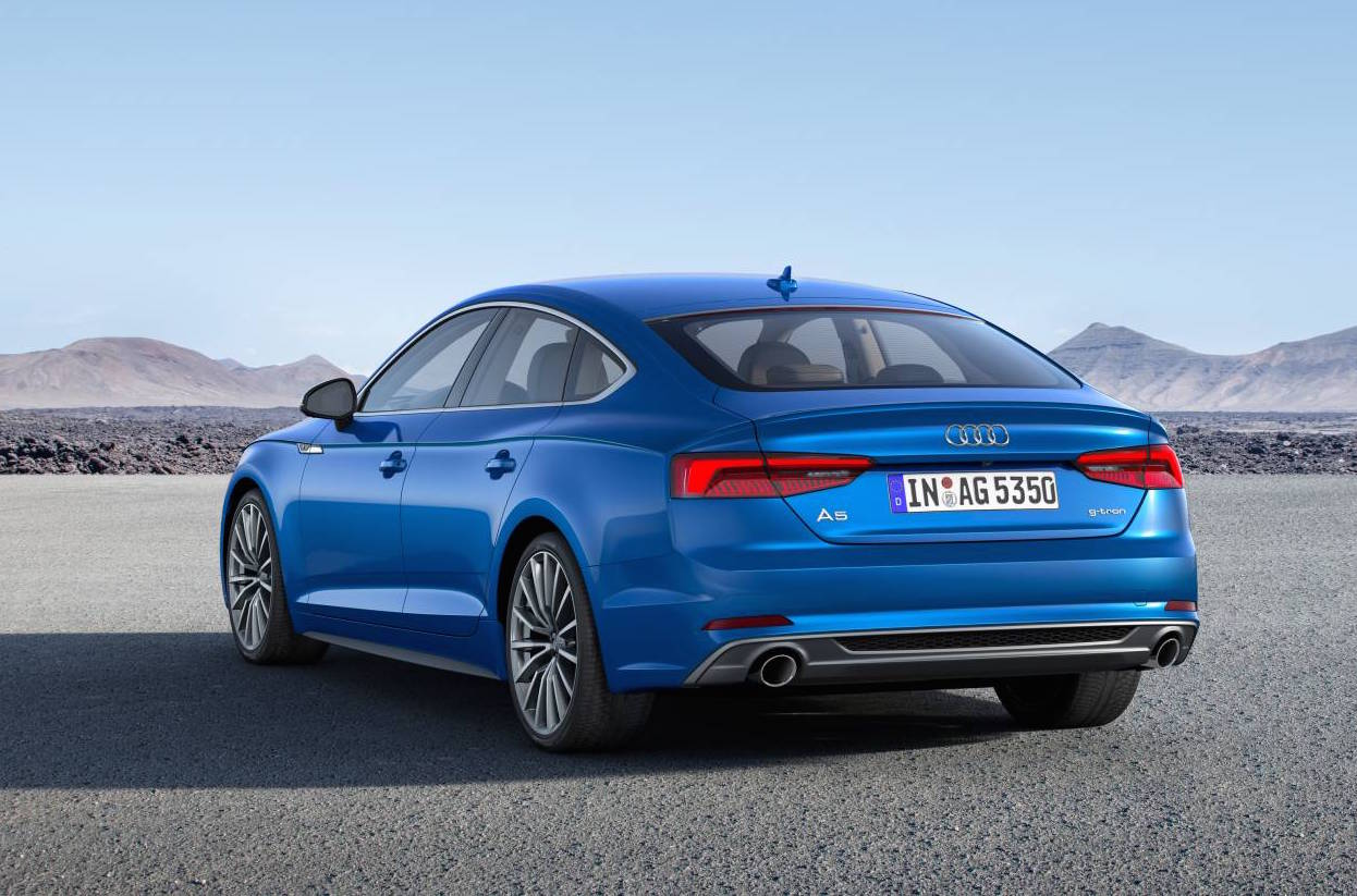 new audi a5 s5 sportback revealed on sale mid 2017 performancedrive. Black Bedroom Furniture Sets. Home Design Ideas
