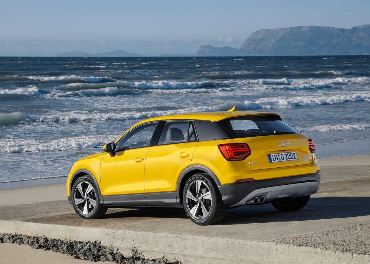 Audi Q2 On Sale In Australia From $41,100