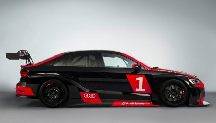 Awesome Audi RS 3 LMS racing car is ready for TCR