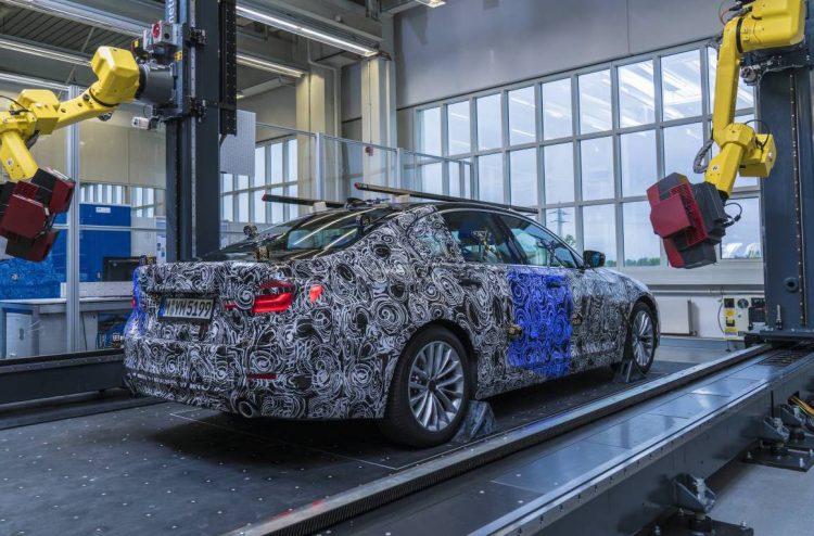 2017 BMW 5 Series G30