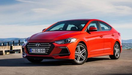 2017 Hyundai Elantra SR Turbo on sale in Australia from $28,990