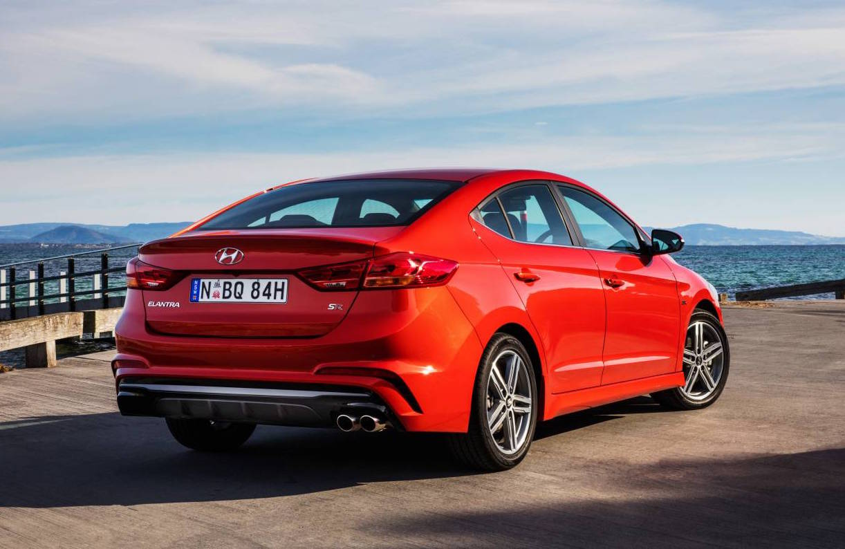 Sports Cars For Sale >> 2017 Hyundai Elantra SR Turbo on sale in Australia from ...