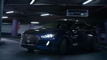 New Hyundai i30 1.6T 'hot hatch' debuts in South Korea (video)