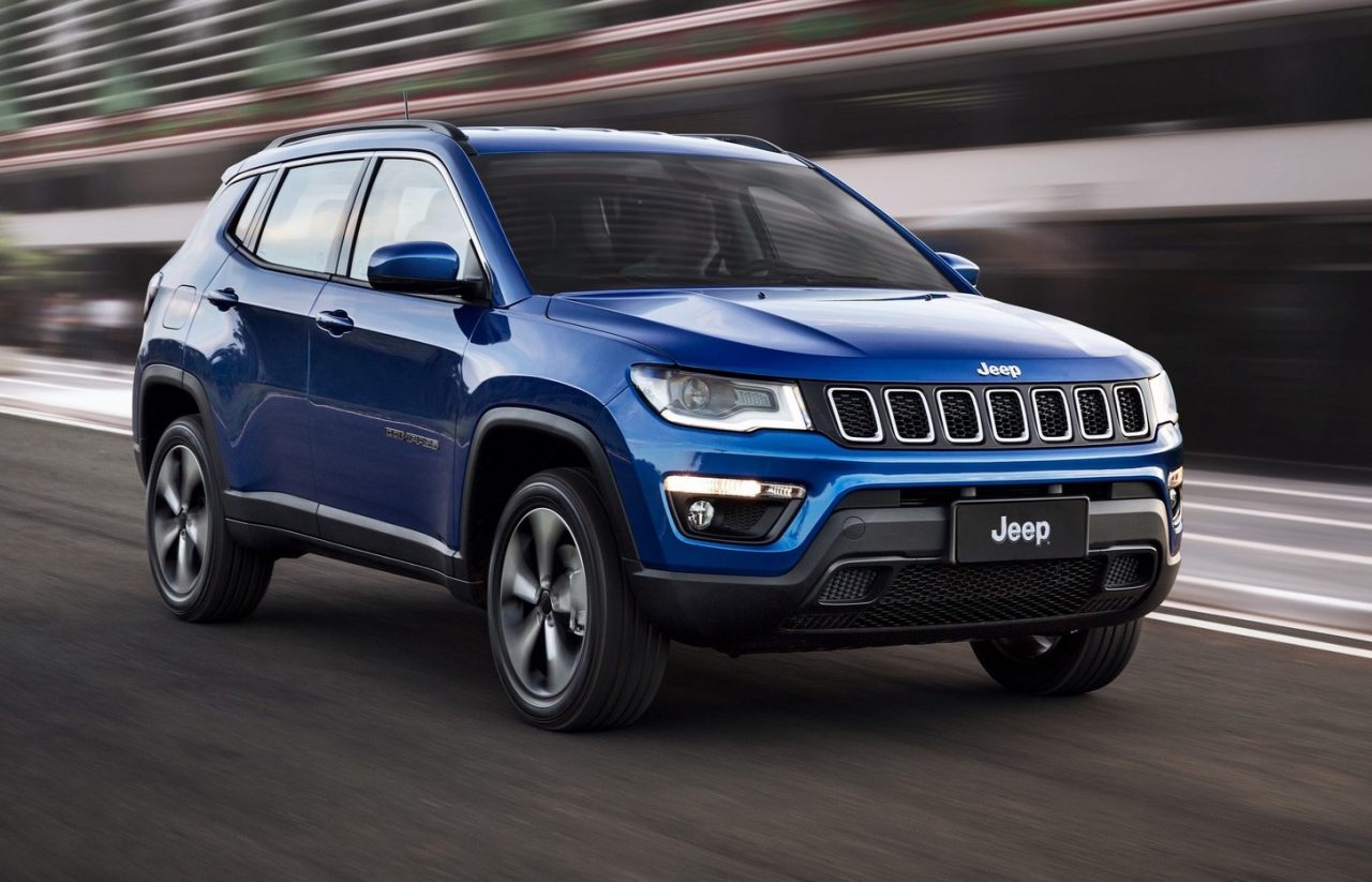 2017 Jeep Compass Officially Revealed Performancedrive