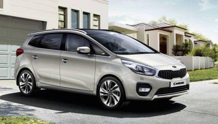 2017 Kia Rondo brings 5-seat 'S' variant for Australia