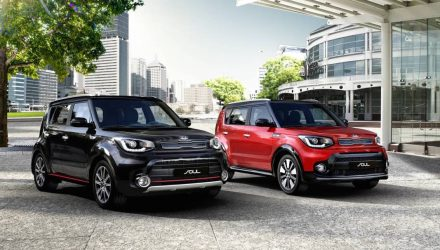 2017 Kia Soul gets new 1.6 T-GDI turbo option