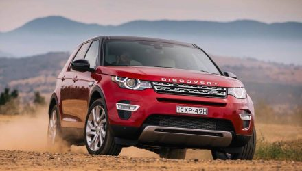 2017 Land Rover Discovery Sport gets new Ingenium engines