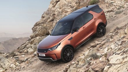 2017 Land Rover Discovery unveiled, on sale in Australia in July