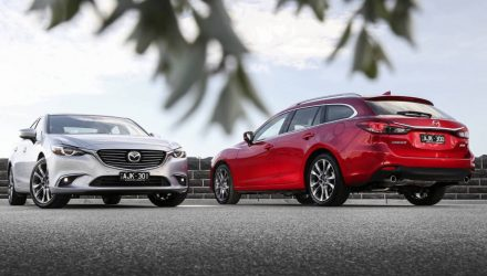 2017 Mazda6 on sale, adds G-Vectoring & updated i-ACTIVSENSE