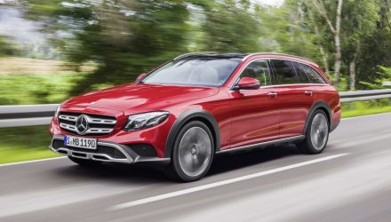 2017 Mercedes-Benz E-Class All-Terrain revealed
