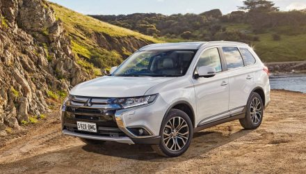 2017 Mitsubishi Outlander on sale in Australia from $28,750