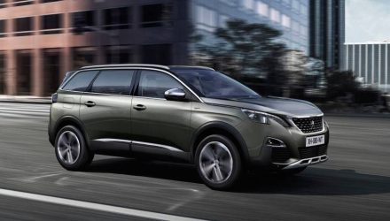 New Peugeot 5008 revealed; 7-seater, mid-2017 for Australia