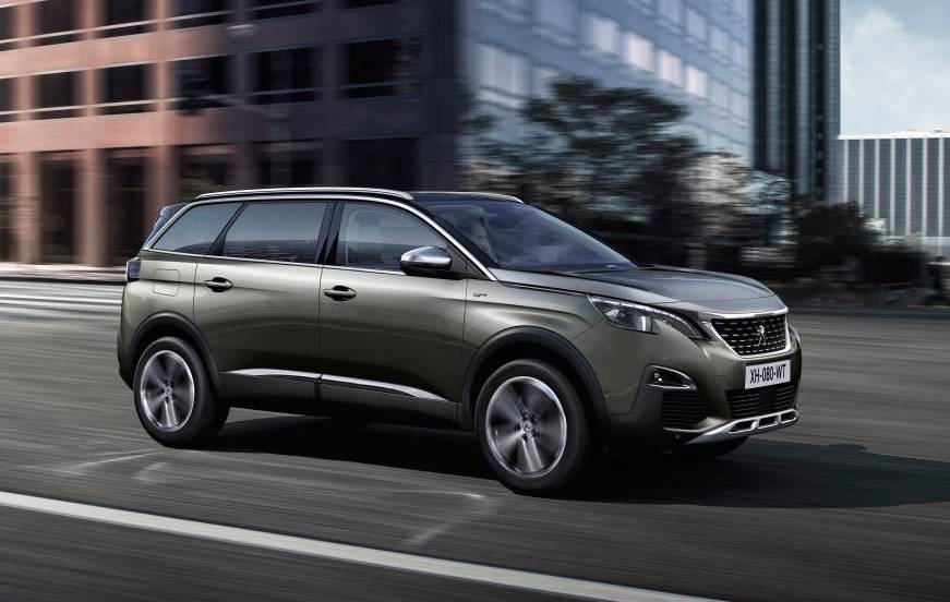 new peugeot 5008 revealed 7 seater mid 2017 for australia performancedrive. Black Bedroom Furniture Sets. Home Design Ideas