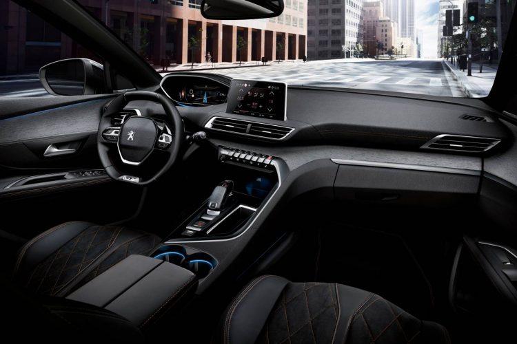 2017 Peugeot 5008-interior