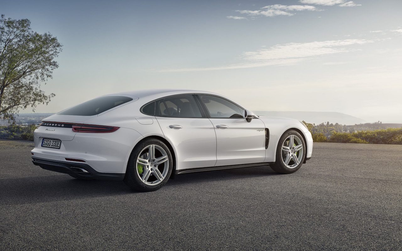 New Porsche Panamera 4 E Hybrid Revealed Arrives Mid 2017
