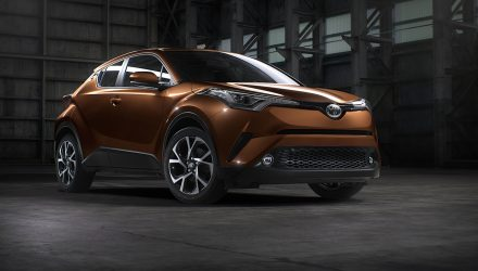 Australian details for new Toyota C-HR announced