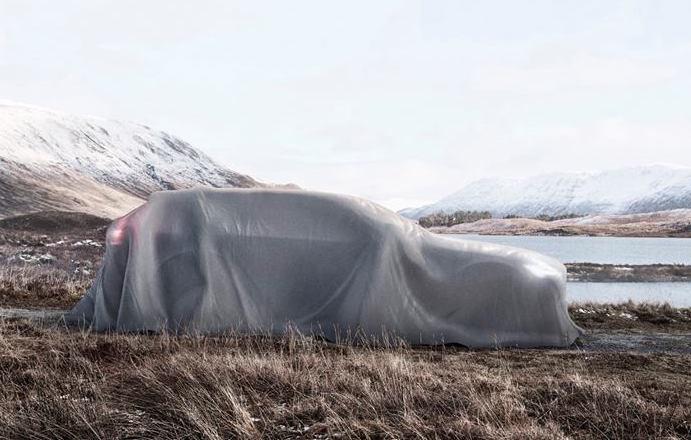 2017 Volvo V90 Cross Country teaser