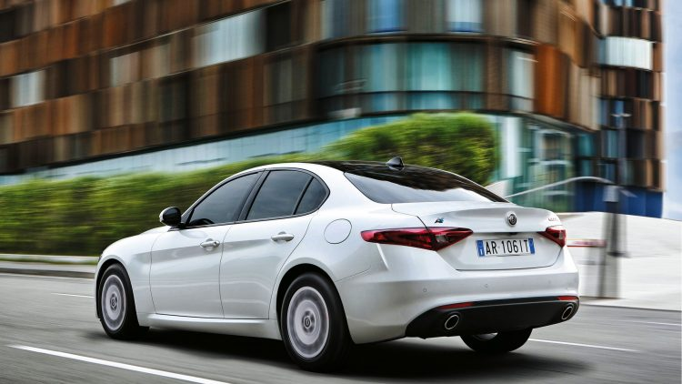 Alfa Romeo Giulia Advnced Efficiency