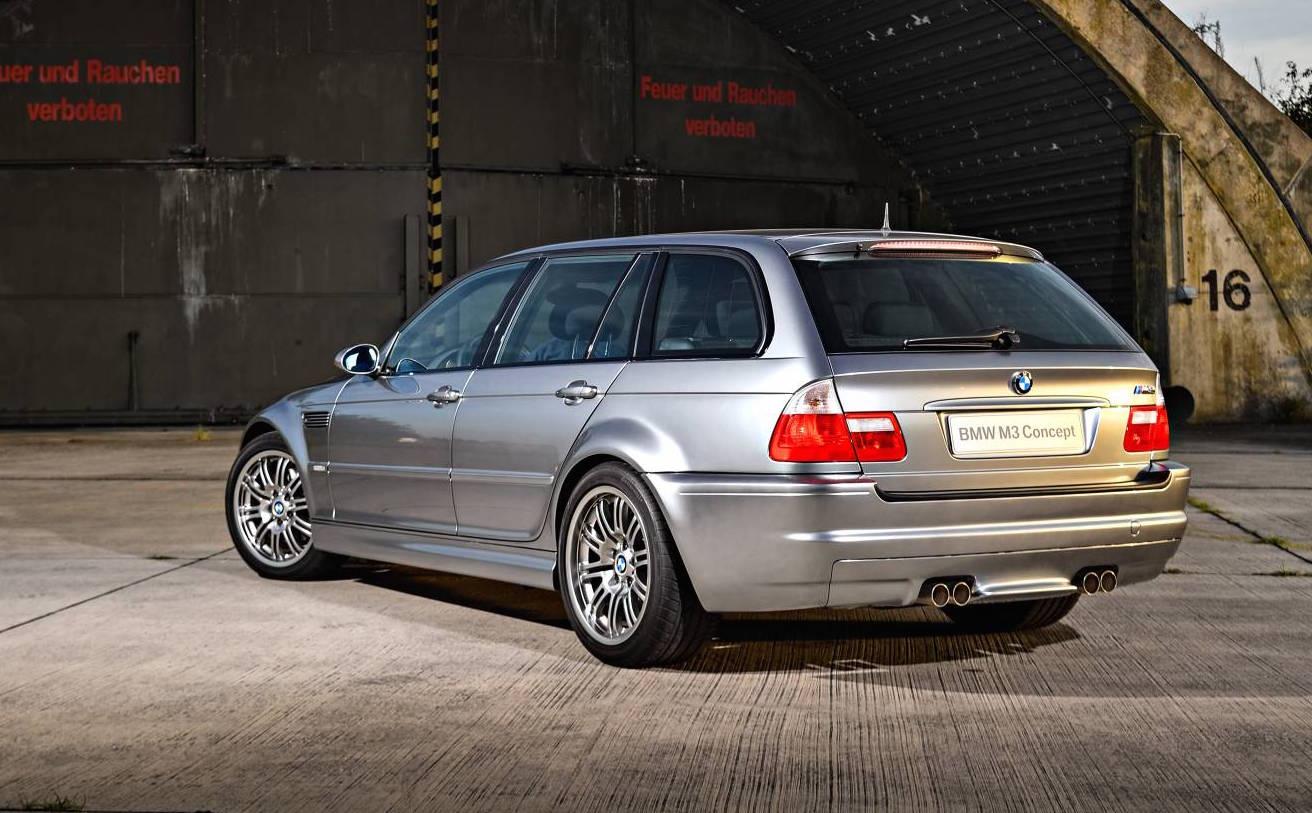 bmw-e46-m3-touring-rear