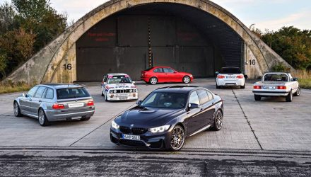 BMW M3 30th anniversary looks back at unique projects