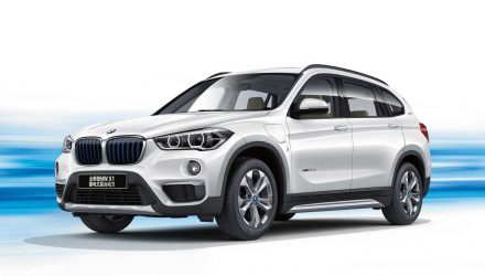 BMW X1 xDrive25Le iPerformance revealed