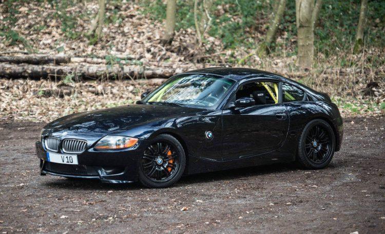 BMW Z4 V10 conversion