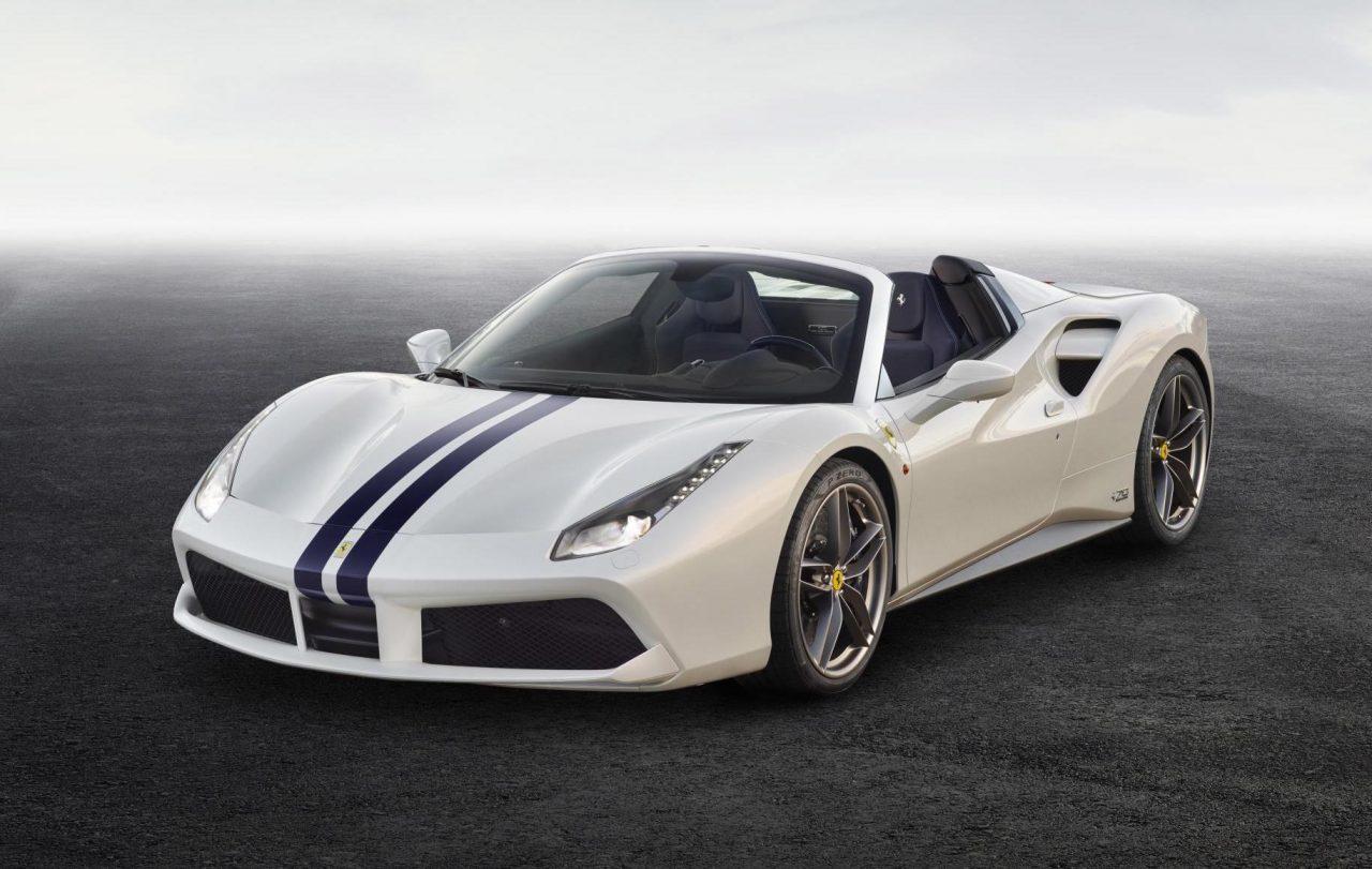 Ferrari Reveals Special Editions For 70th Anniversary