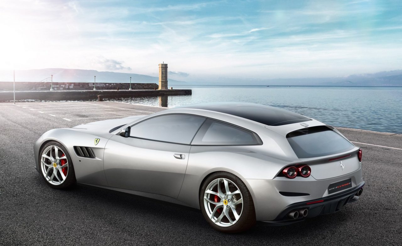 Ferrari Gtc4lusso T Revealed New Rwd 4 Seat V8tt