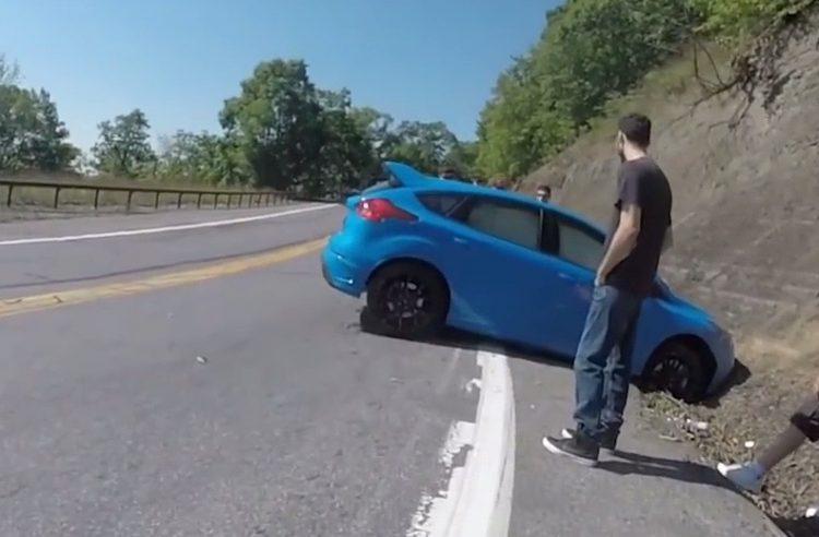 Ford Focus RS Drift Mode fail