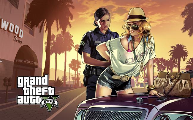 Grand Theft Auto V-Lindsay Lohan Lacey Jonas