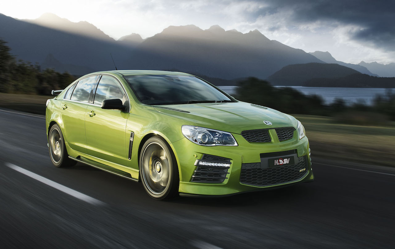HSV: Last Hurrah HSV GTS-R To Be Named 'W1'