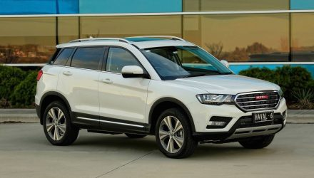 Haval H6 now on sale in Australia from $29,990