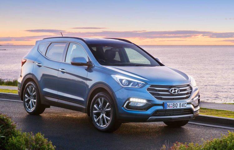 Hyundai Santa Fe 30 Special Edition