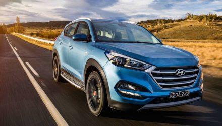 Hyundai Tucson & Santa Fe '30' special editions announced