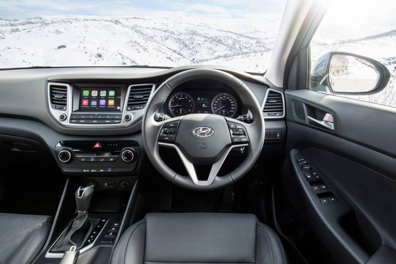 Hyundai tucson santa fe 39 30 39 special editions announced - Hyundai tucson interior pictures ...