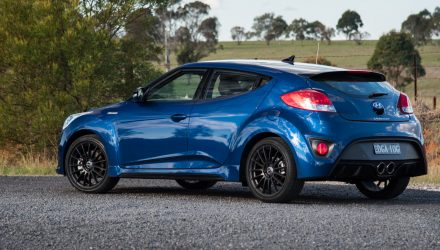 Hyundai Veloster Street Turbo review – first impressions (POV)