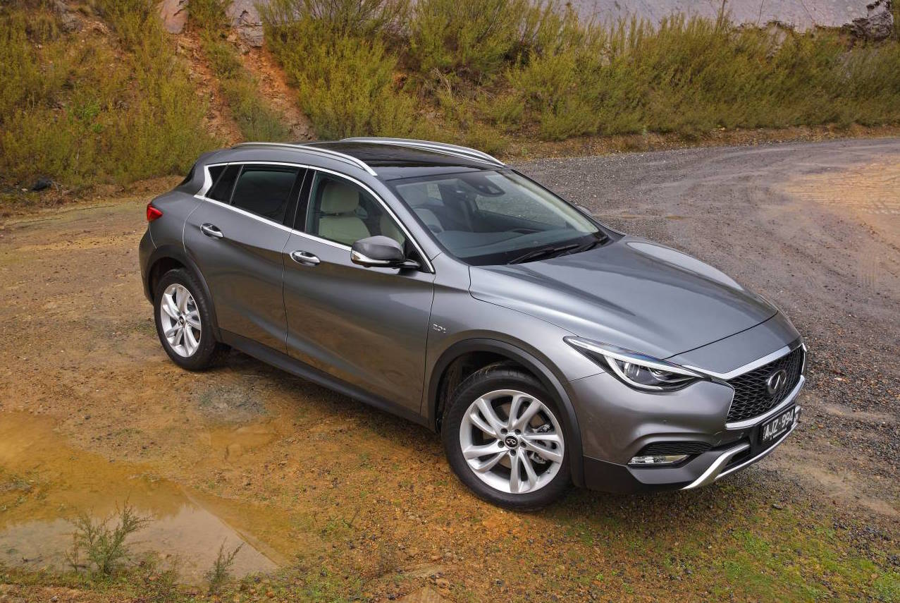 Infiniti Qx30 Now On Sale In Australia From 48 900