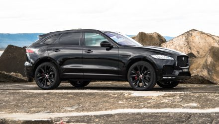 2016 Jaguar F-PACE S 35t review – first impressions (POV)