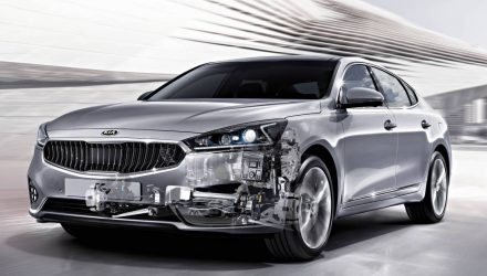 Kia announces eight-speed auto, debuts on 2017 Cadenza