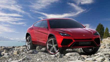 Lamborghini Urus SUV to boost female ownership