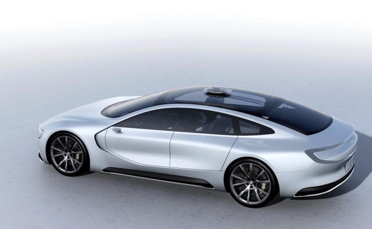 LeEco LeSee concept-rear