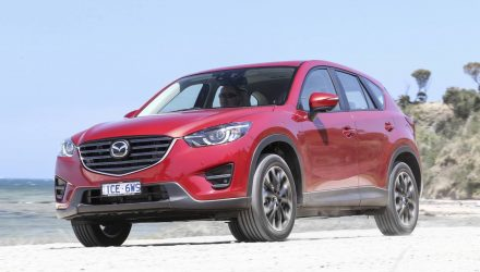 2016 Mazda CX-5 update on sale in Australia from $27,890